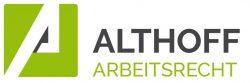 Logo Lars Althoff Arbeitsrecht
